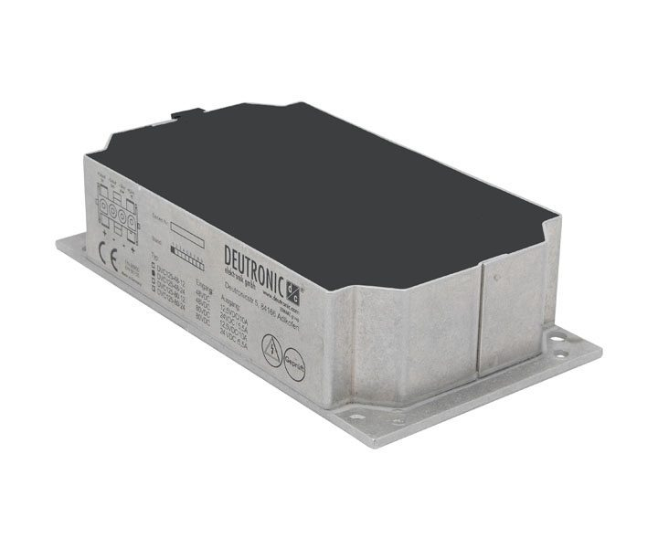 product 0061 52 DVC125 - Converters for vehicles