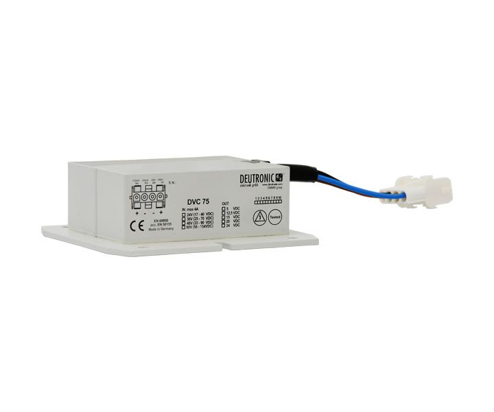 product 0064 49 DVC75 - Converters for vehicles