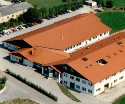 1991 Deutronic Luftbild 1 - Geschichte des Unternehmens