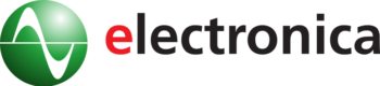 electronica logo 350x80 - Messe