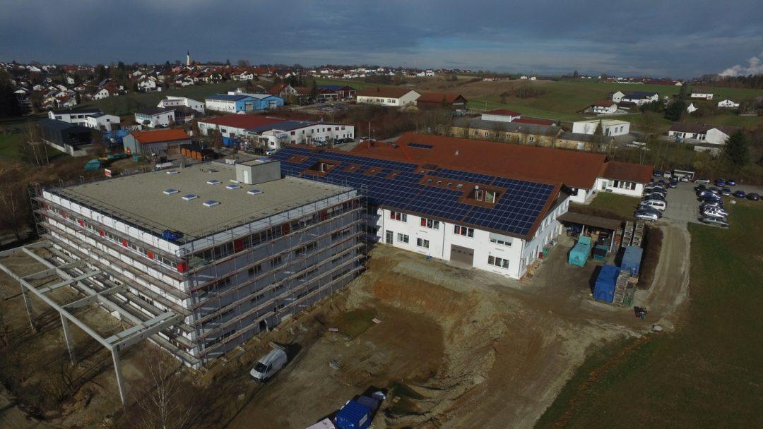 neubau - Neubau Betriebsgebäude #3