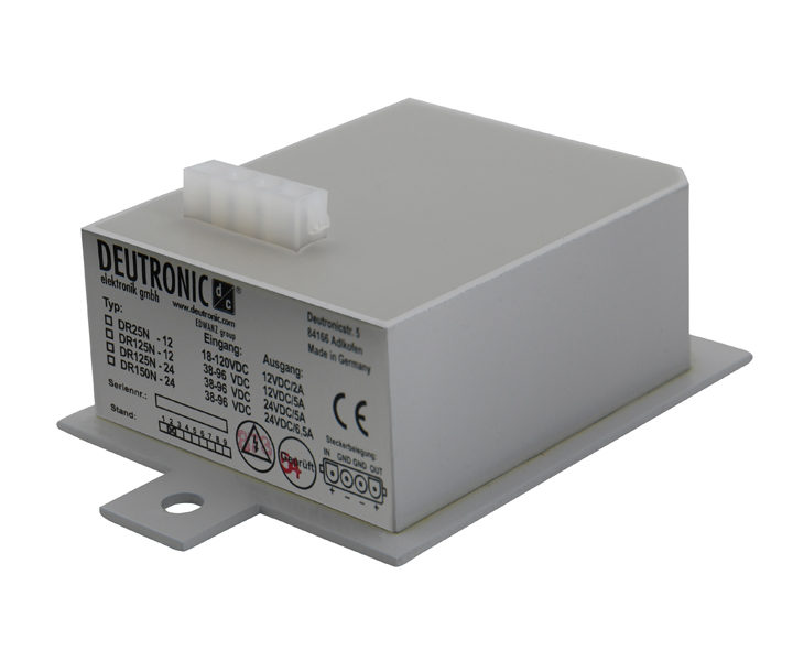 DR25 150N frei - DR125N