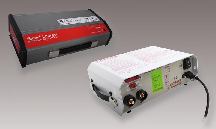 SmartCharger DBL800 Zukunft - Für die Zukunft gerüstet – Deutronic Ladetechnik