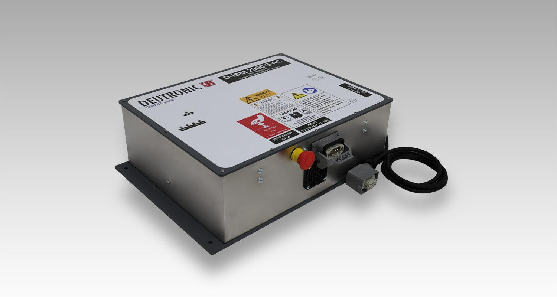 Mobiler HV Energiepuffer